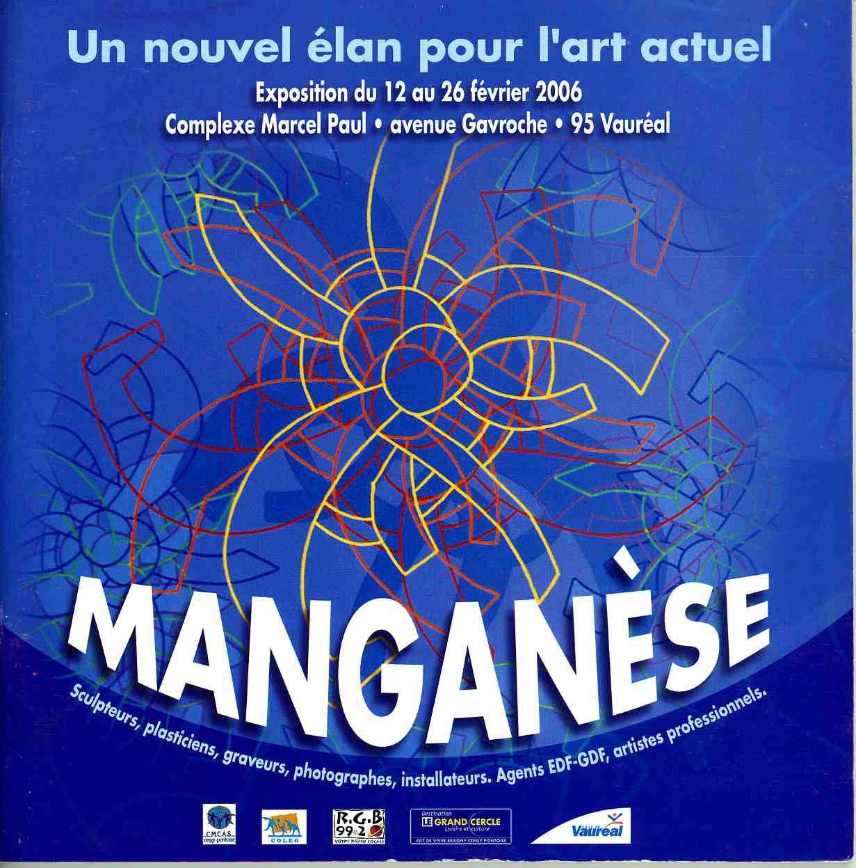 Salon Manganèse à Vauréal (95)  en 2006