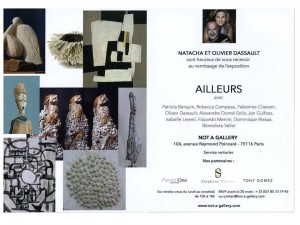 NAG - Not A Gallery - exposition Ailleurs