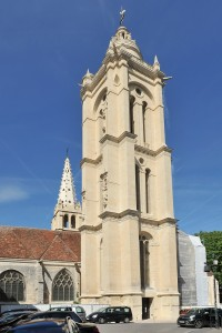 Église St Pierre à Senlis