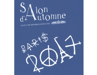 Salon d'Automne 2017 - Paris
