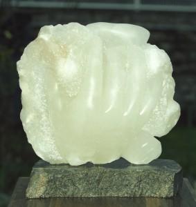 Vénus - main - sculpture de Dominique Rivaux