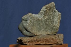 Métamorphose - sculpture