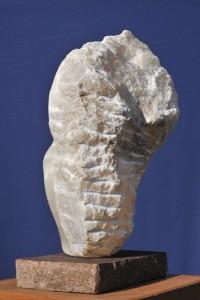 Résurrection - sculpture de Dominique Rivaux