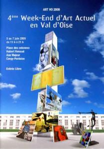 4e Week-End d'Art Actuel en Val d'Oise