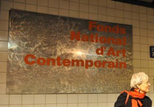 FNAC - sculptures de Dominique Rivaux - Paris