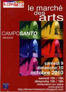 Campo Santo - Le Marché des arts - 2010 -Dominique Rivaux
