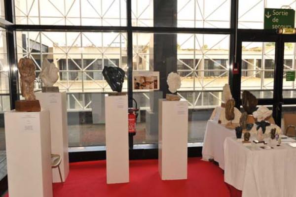 Sculptures - Cité des Sciences et de l'Industrie - La Villette - Paris - Dominique Rivaux