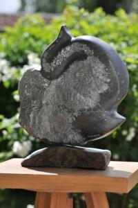 Éléphant - jeune éléphant - éléphanteau - trompe - sculpture