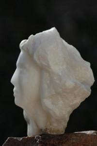 La Caresse d'éole - Mythologie - femme - vent