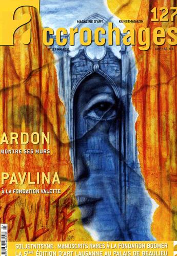 Magasine d'art – Accrochages 2011