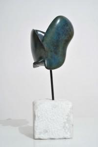 Sagesse - sculpture en bronze 5/8
