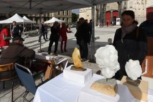 Sculptures - La Cité des Artites à Troyes 2017