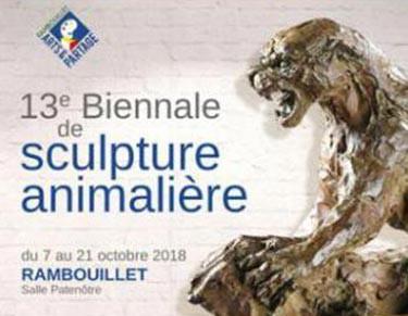 13e Biennale de Sculpture Animalière