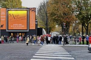 Devant Salon d'Automne 2018 - Paris