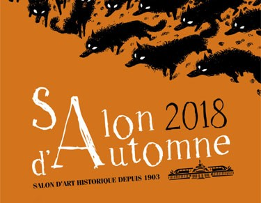Salon d'Automne 2018 - Paris 25 - 28 octobre