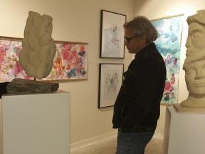 Biennale Montmartre 2018 sculpture Rivaux