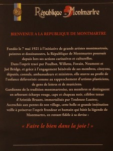 République Montmartre