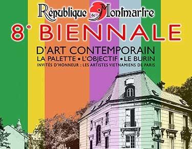 8E BIENNALE D'ART CONTEMPORAIN - Rivaux