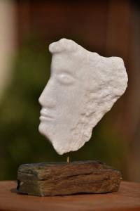 HÉLIOS - sculpture en Marbre - Rivaux