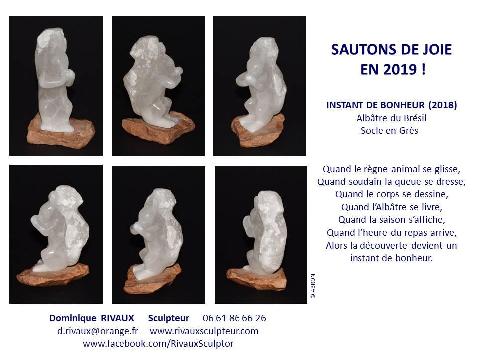 VOEUX - 2019 Rivaux Dominique