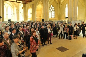 Vernissage à Senlis 2019 - église Saint Pierre