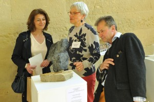 Dominique Rivaux à Senlis 2019 - Pascale LOISELEUR, Maire de Senlis