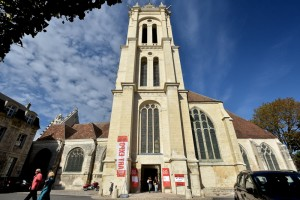 Eglise Saint-Pierre à Senlis - Artfair 2019