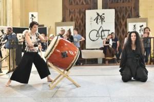 Festival à Senlis 2019 - performance