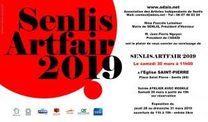 Invitation Artfair 2019