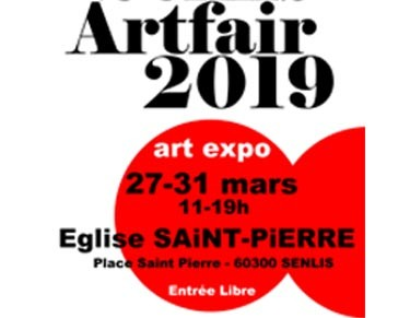 Eglise Saint-Pierre Senlis - art expo