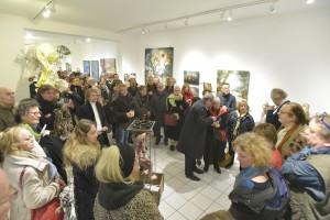 Exposition RDV d'ART - Paris 2019 - Dominique Rivaux