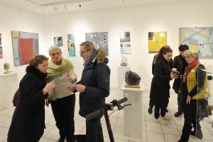 RDV d'ART - exposition à l'Espace Christiane Peugeot à Paris