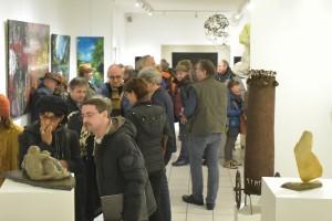 RDV d'ART - Paris 2019 - Dominique Rivaux
