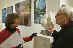 RDV d'ART - Dominique Rivaux - sculpteur