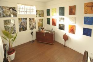 Galerie Roz et Winkler à Barbizon - Rivaux Dominique
