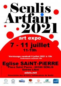 Senlis Artfair 2021