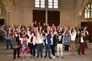 Participants de l'exposition Artfair 2021