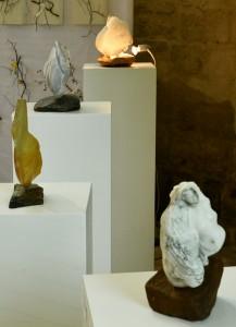 Sculptures de Dominique Rivaux - Artfair 2021